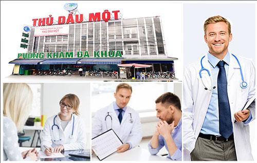 Đa khoa Thủ Dầu Một - nơi điều trị sùi mào gà bằng phương pháp ALA-PDT