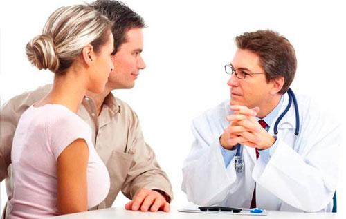 Sau khi điều trị nếu thấy dấu hiệu bất thường nên đến hỏi ý kiến bác sĩ