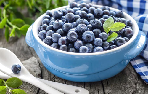 Bệnh trĩ ngoại nên ăn gì? Hãy ăn thật nhiều việt quất
