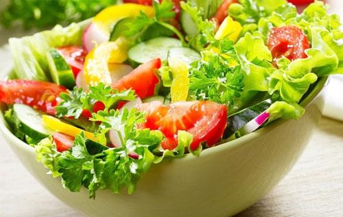 Ăn nhiều rau xanh để chữa trĩ hiệu quả và nhanh chóng