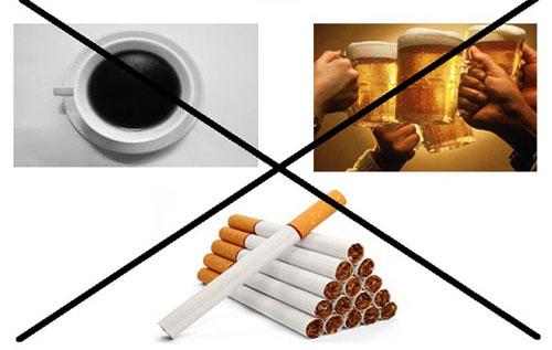 Nên hạn chế sử dụng những thực phẩm có nhiều chất béo