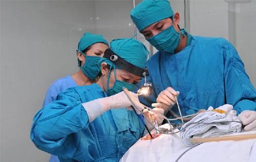 Phương pháp phẫu thuật apxe hậu môn hiệu quả là kỹ thuật HCPT
