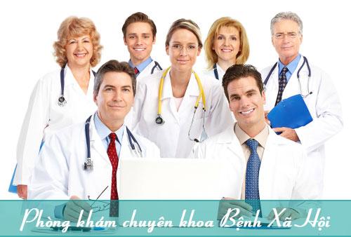 điều trị các bệnh xã hội tại phòng khám đa khoa Thủ Dầu Một