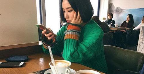 Tìm bạn gái tại quán cà phê, trà sữa