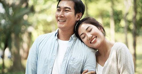 Tình yêu đẹp và trọn vẹn khi cả hai không tạo áp lực cho nhau