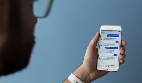 Hãy trò chuyện, tán tỉnh bạn gái bằng cách chủ động inbox cho cô ấy - cách tán gái lạ