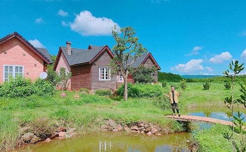 """Dalat Milk Farm – Địa điểm """"sống ảo đang """"Hót rần rần"""""""
