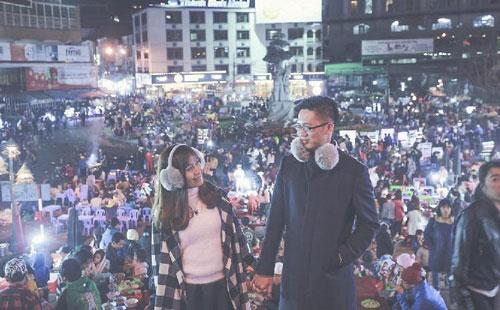 Chợ Đà Lạt – Địa điểm quen thuộc của các cặp đôi
