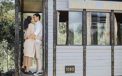Nhà Ga Đà Lạt – Địa điểm yêu thích của các cặp đôi