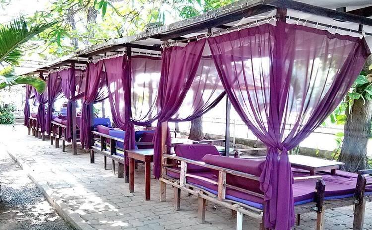 Cafe Relax Garden -nơi hẹn hò riêng tư ở tphcm