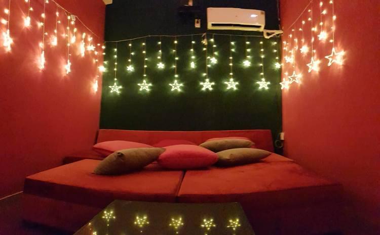 Phòng chiếu phim tự do cho cặp đôi Couple Cinema. - địa điểm hẹn hò kín đáo ở sài gòn