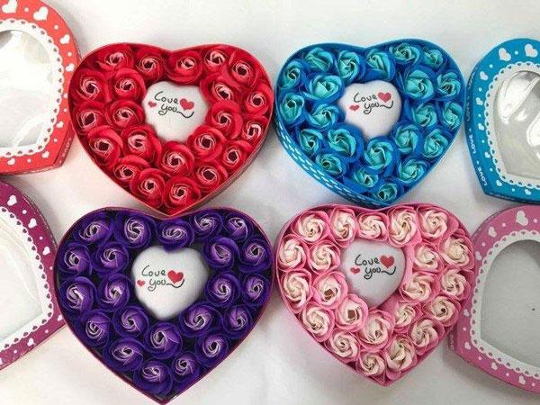 Hoa hồng sáp – quà tặng vĩnh cửu với thời gian -quà tặng bạn gái ngày sinh nhật