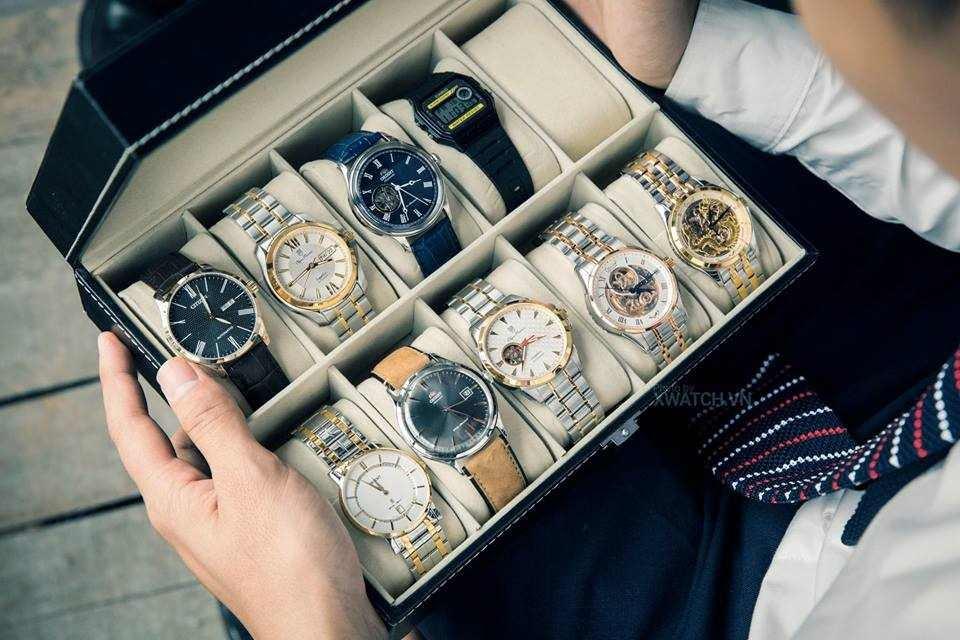 Đồng hồ đeo tay là quà tặng sinh nhật cho bạn trai ý nghĩa. - tặng quà sinh nhật cho người yêu nam