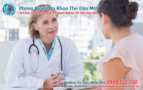 Phòng khám phụ khoa Bình Dương - nơi chữa bệnh nữ giới Thủ Dầu Một uy tín
