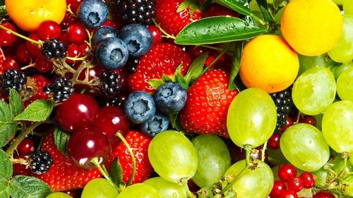 Các loại quả mọng - thực phẩm giúp thận khỏe